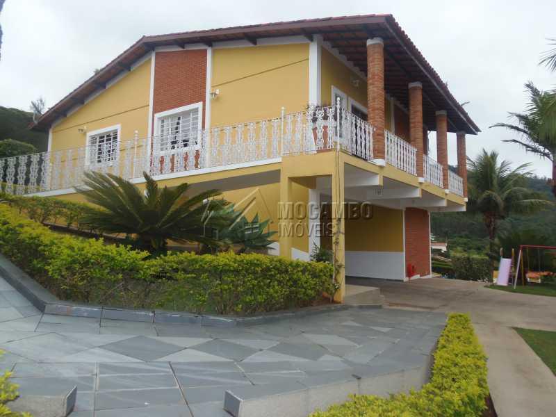 Fachada  - Casa À Venda no Condomínio Capela do Barreiro - Capela do Barreiro - Itatiba - SP - FCCN30284 - 19