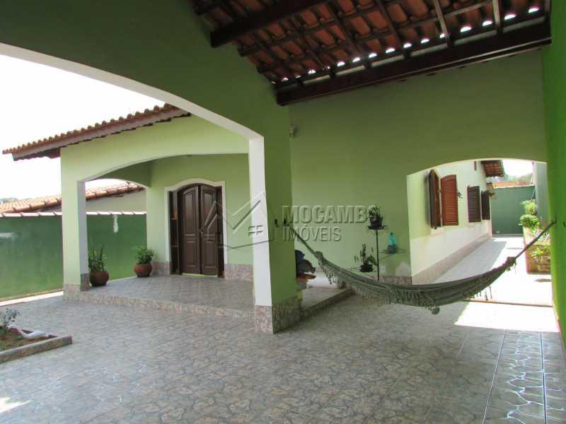 Garagem - Casa 3 quartos à venda Itatiba,SP - R$ 400.000 - FCCA30968 - 1