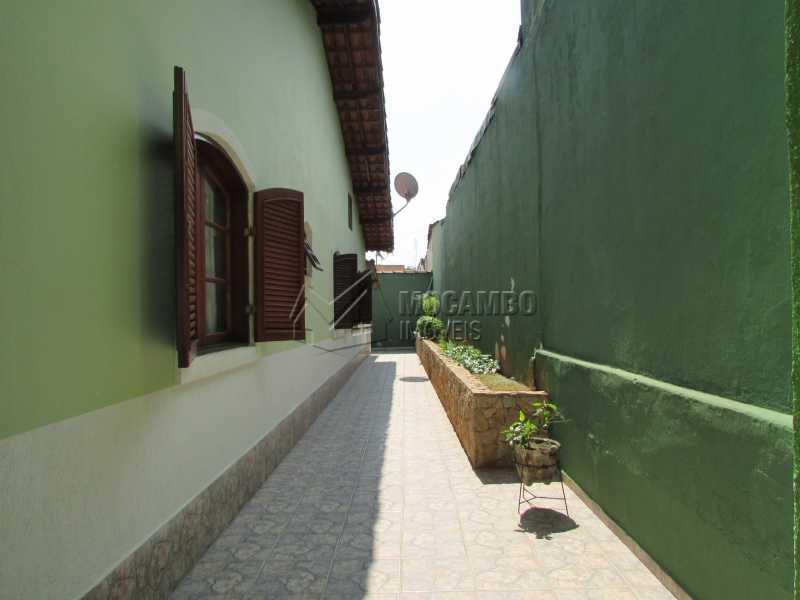 Lateral - Casa 3 quartos à venda Itatiba,SP - R$ 400.000 - FCCA30968 - 3