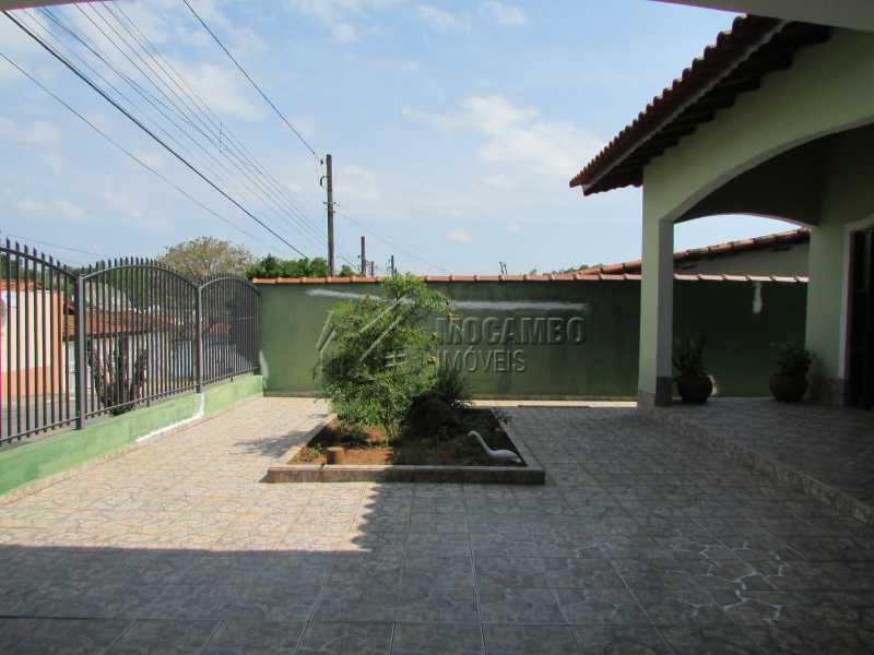 Frente - Casa 3 quartos à venda Itatiba,SP - R$ 400.000 - FCCA30968 - 4