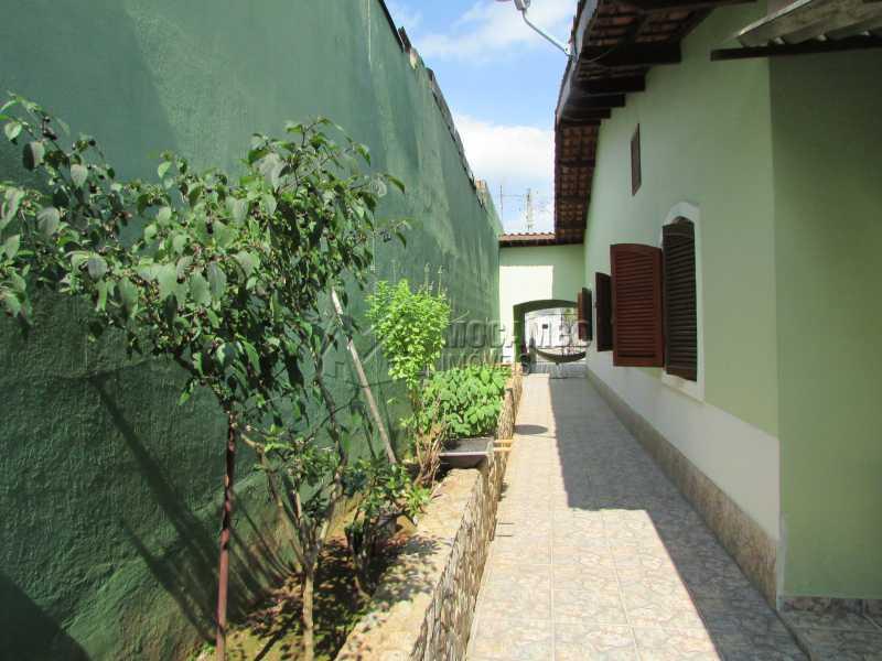 Lateral - Casa 3 quartos à venda Itatiba,SP - R$ 400.000 - FCCA30968 - 13