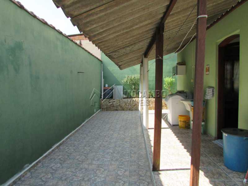 Quintal - Casa 3 quartos à venda Itatiba,SP - R$ 400.000 - FCCA30968 - 14