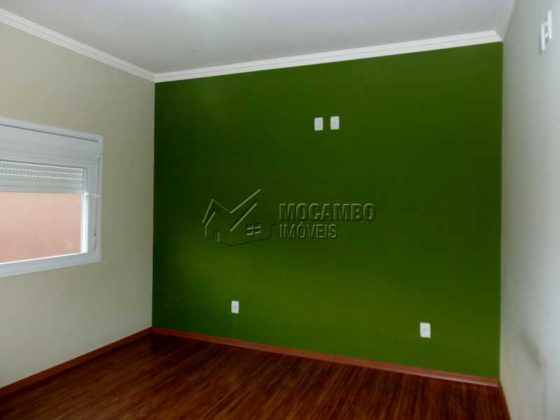 Dormitório - Casa em Condomínio Bosque dos Pires, Rodovia Alkindar Monteiro Junqueira,Itatiba, Bairro Sítio da Moenda, SP À Venda, 3 Quartos, 241m² - FCCN30286 - 13