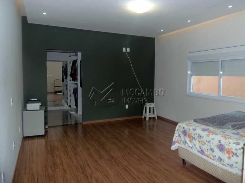 Suite Master com Closet - Casa em Condomínio Bosque dos Pires, Rodovia Alkindar Monteiro Junqueira,Itatiba, Bairro Sítio da Moenda, SP À Venda, 3 Quartos, 241m² - FCCN30286 - 14