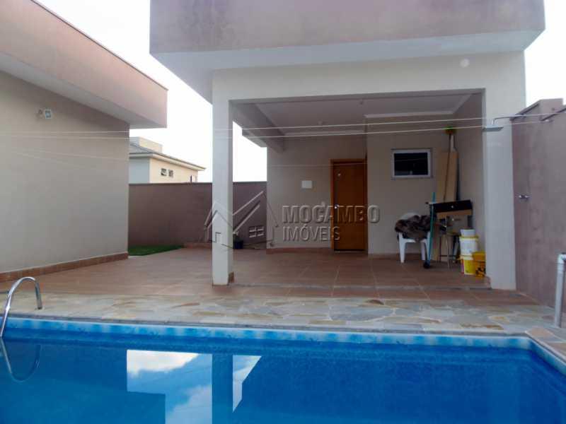 Piscina - Casa em Condomínio Bosque dos Pires, Rodovia Alkindar Monteiro Junqueira,Itatiba, Bairro Sítio da Moenda, SP À Venda, 3 Quartos, 241m² - FCCN30286 - 18