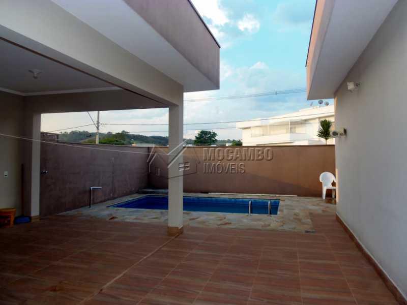 Area Gourmet - Casa em Condomínio Bosque dos Pires, Rodovia Alkindar Monteiro Junqueira,Itatiba, Bairro Sítio da Moenda, SP À Venda, 3 Quartos, 241m² - FCCN30286 - 20