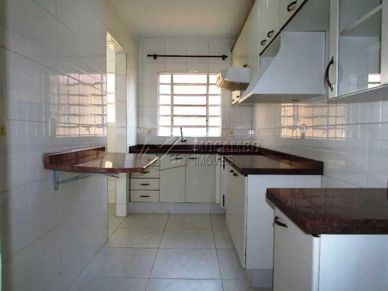 Cozinha planejada - Apartamento 2 quartos à venda Itatiba,SP - R$ 210.000 - FCAP20594 - 1