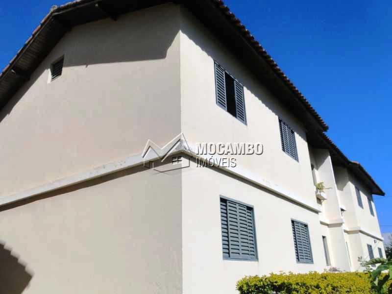 Fachada - Apartamento 2 quartos à venda Itatiba,SP - R$ 210.000 - FCAP20594 - 11