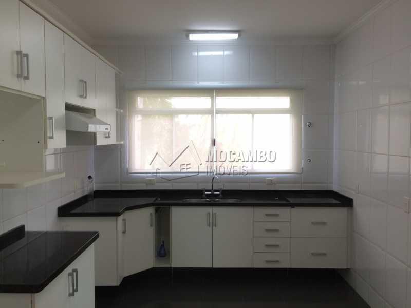 Cozinha - Casa em Condominio À Venda - Itatiba - SP - Residencial Fazenda Serrinha - FCCN30287 - 6