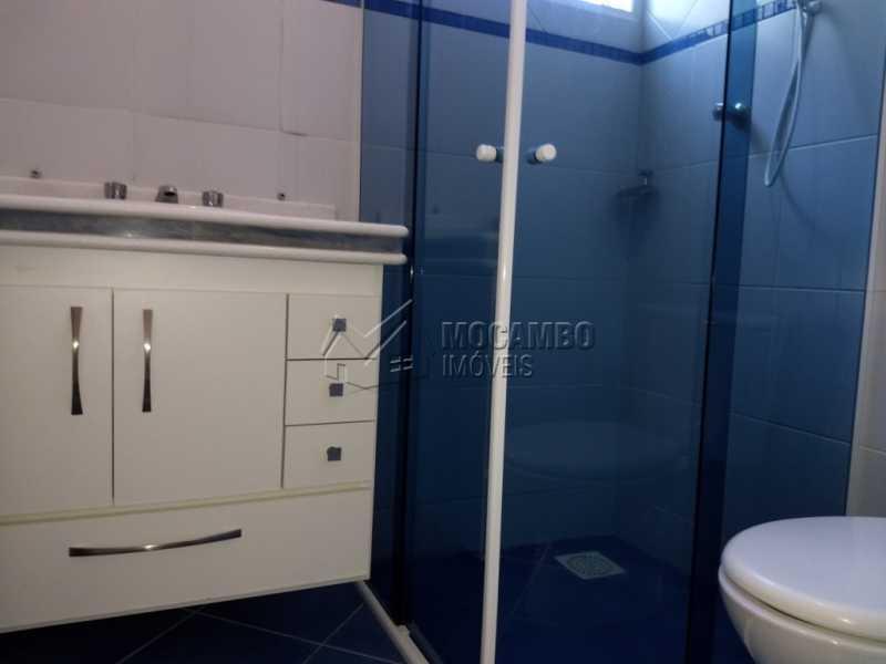 Banheiro Social - Casa em Condominio À Venda - Itatiba - SP - Residencial Fazenda Serrinha - FCCN30287 - 13