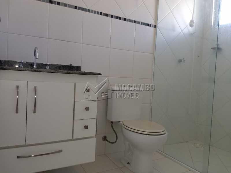 Banheiro Suíte 02 - Casa em Condominio À Venda - Itatiba - SP - Residencial Fazenda Serrinha - FCCN30287 - 11