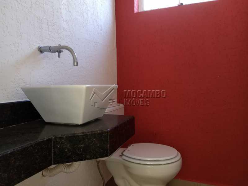 Lavabo - Casa em Condominio À Venda - Itatiba - SP - Residencial Fazenda Serrinha - FCCN30287 - 5