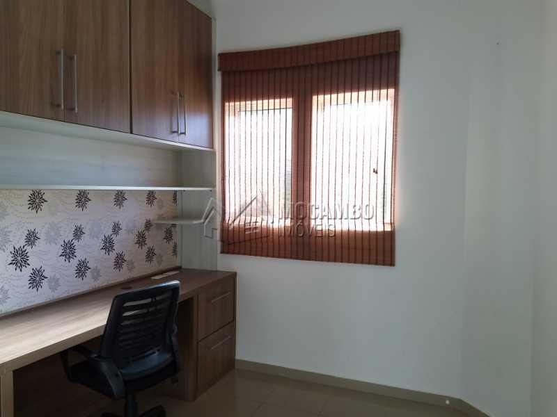 Escritório - Casa em Condominio À Venda - Itatiba - SP - Residencial Fazenda Serrinha - FCCN30287 - 14