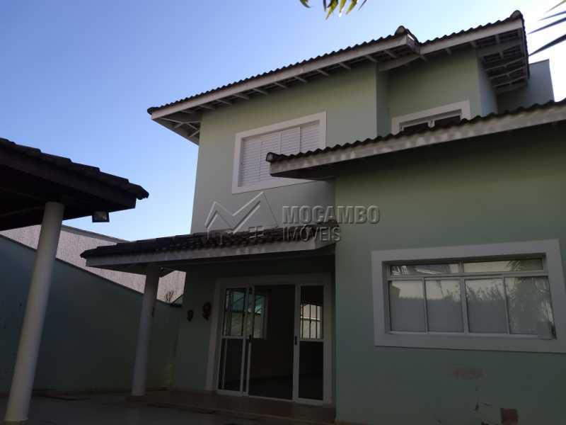 Área Externa - Casa em Condominio À Venda - Itatiba - SP - Residencial Fazenda Serrinha - FCCN30287 - 17