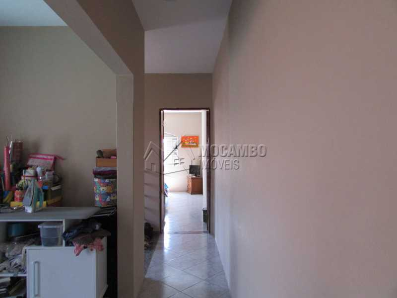 Corredor - Casa 3 quartos à venda Itatiba,SP - R$ 280.000 - FCCA30975 - 11