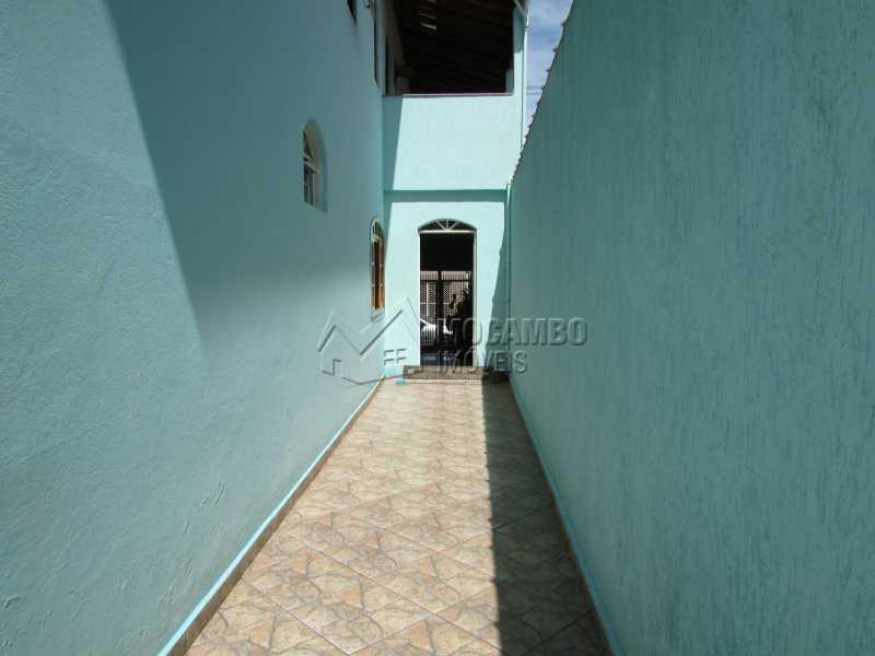 Lateral - Casa 3 quartos à venda Itatiba,SP - R$ 280.000 - FCCA30975 - 14