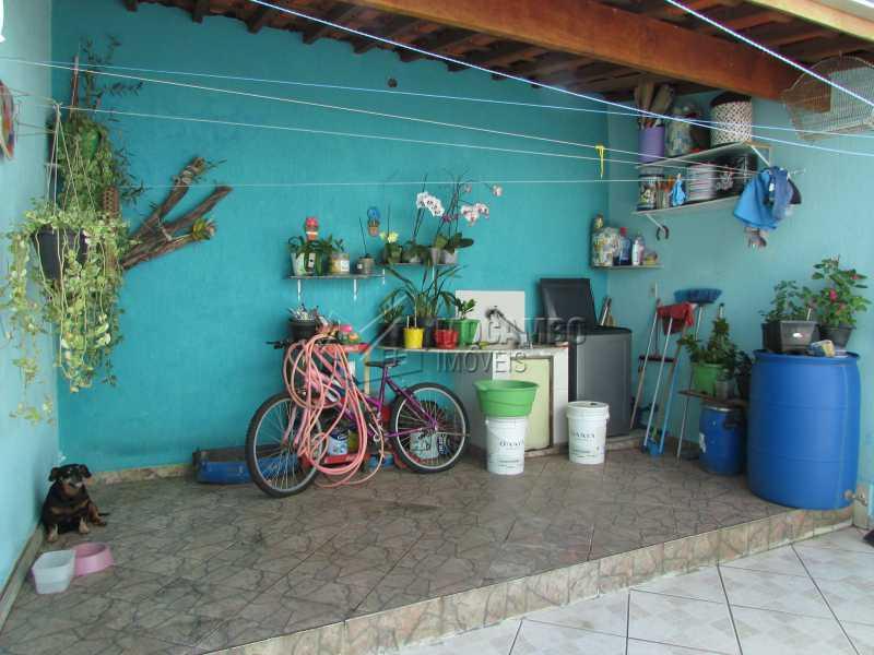 Quintal - Casa 3 quartos à venda Itatiba,SP - R$ 280.000 - FCCA30975 - 16