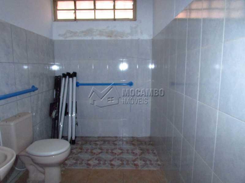 Banheiro  - Loja 150m² para alugar Itatiba,SP - R$ 2.000 - FCLJ00015 - 10