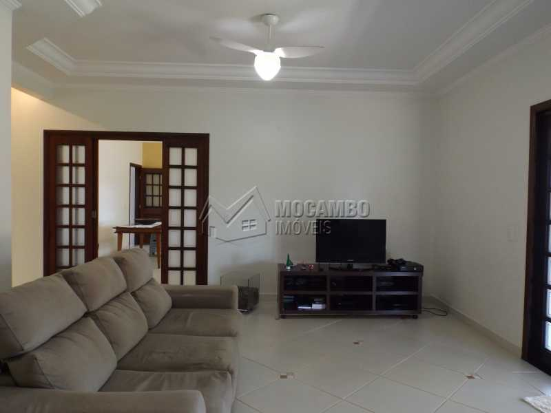 Sala - Chácara 1250m² à venda Itatiba,SP - R$ 590.000 - FCCH30089 - 5