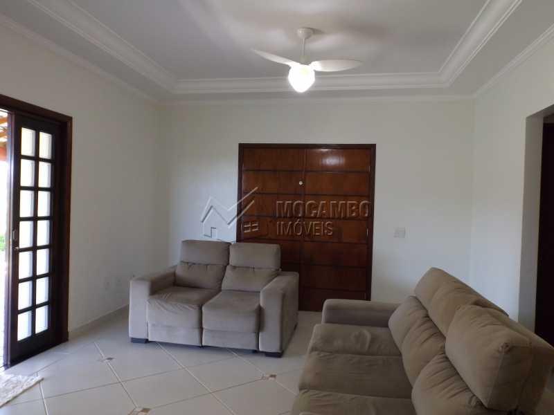Sala - Chácara 1250m² à venda Itatiba,SP - R$ 590.000 - FCCH30089 - 6