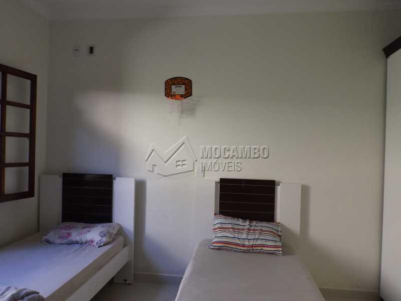 Dormitório - Chácara 1250m² à venda Itatiba,SP - R$ 590.000 - FCCH30089 - 9