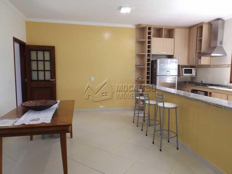 Cozinha - Chácara À Venda - Itatiba - SP - Jardim Leonor - FCCH30089 - 11