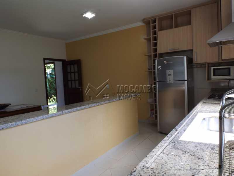 Cozinha - Chácara À Venda - Itatiba - SP - Jardim Leonor - FCCH30089 - 12