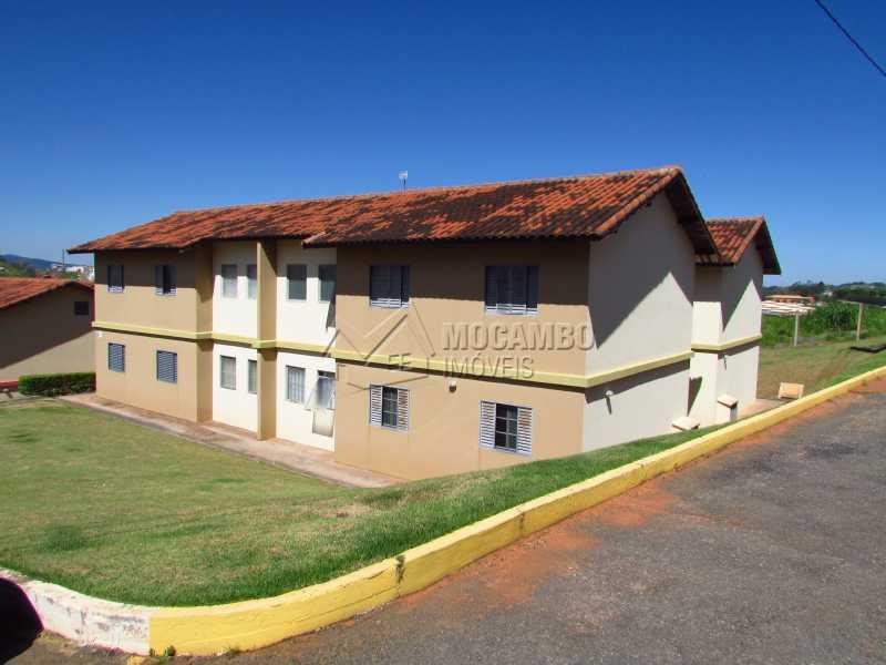 Condomínio - Apartamento 3 Quartos Para Alugar Itatiba,SP - R$ 840 - FCAP30391 - 3