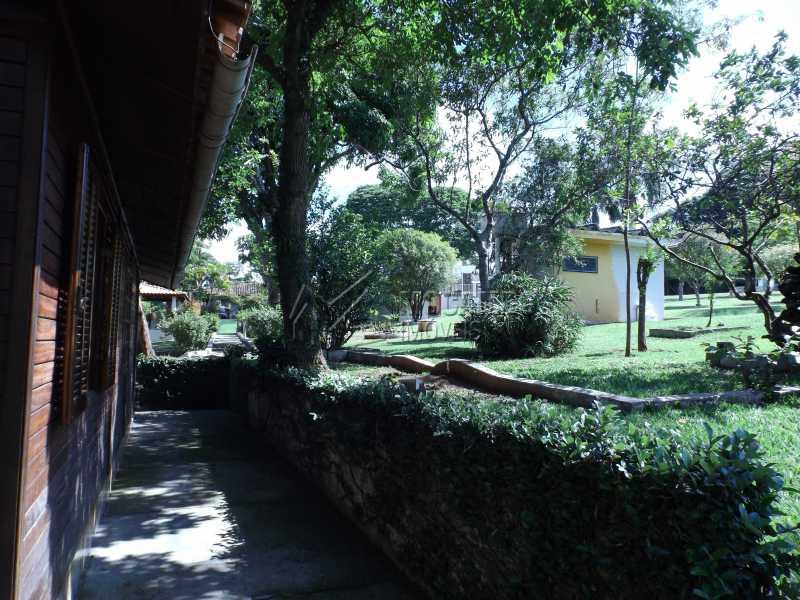 Lateral Externa  - Chácara 2673m² à venda Itatiba,SP - R$ 600.000 - FCCH30090 - 11