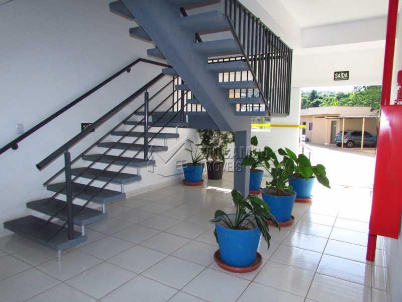 Hall de entrada - Apartamento 2 Quartos À Venda Itatiba,SP - R$ 230.000 - FCAP20615 - 5