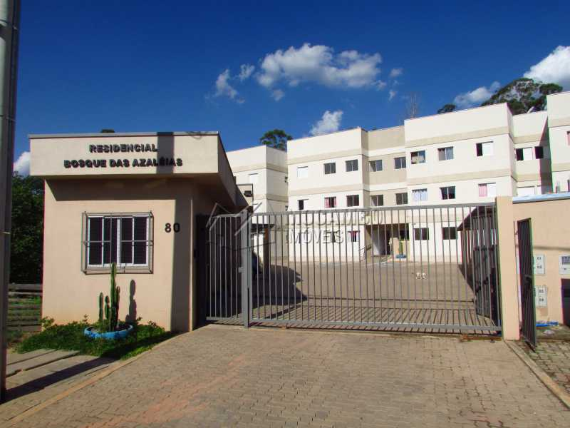 Portaria - Apartamento 2 Quartos À Venda Itatiba,SP - R$ 230.000 - FCAP20615 - 3