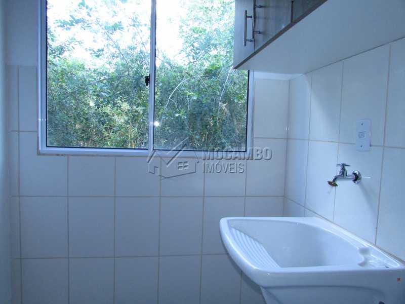 Lavanderia - Apartamento 2 Quartos À Venda Itatiba,SP - R$ 230.000 - FCAP20615 - 10