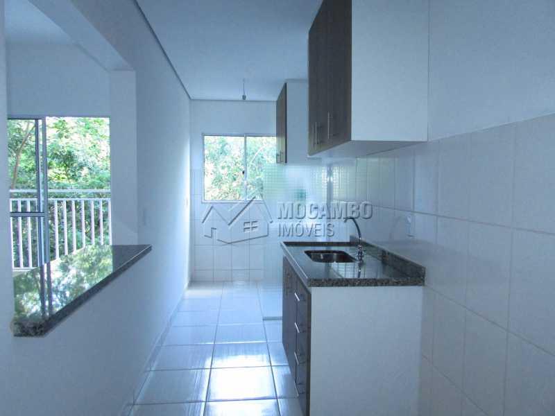 Cozinha - Apartamento 2 Quartos À Venda Itatiba,SP - R$ 230.000 - FCAP20615 - 1