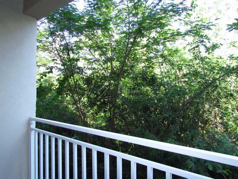 Varanda/natureza - Apartamento 2 Quartos À Venda Itatiba,SP - R$ 230.000 - FCAP20615 - 12