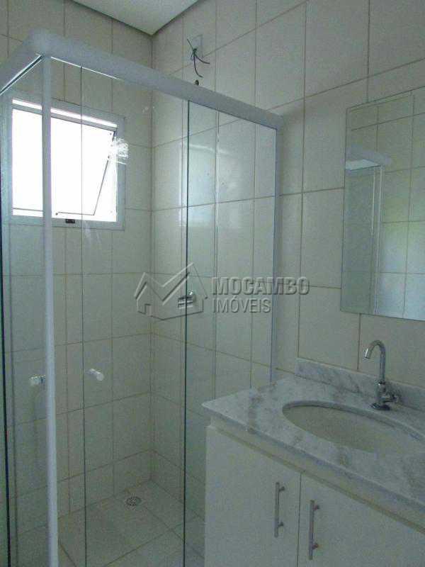 Banheiro  - Apartamento 2 Quartos À Venda Itatiba,SP - R$ 230.000 - FCAP20615 - 15