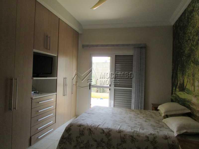 Suíte - Casa em Condomínio 3 quartos à venda Itatiba,SP - R$ 960.000 - FCCN30292 - 5