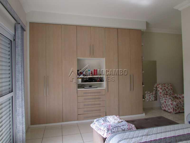 Suíte - Casa em Condomínio 3 quartos à venda Itatiba,SP - R$ 960.000 - FCCN30292 - 10