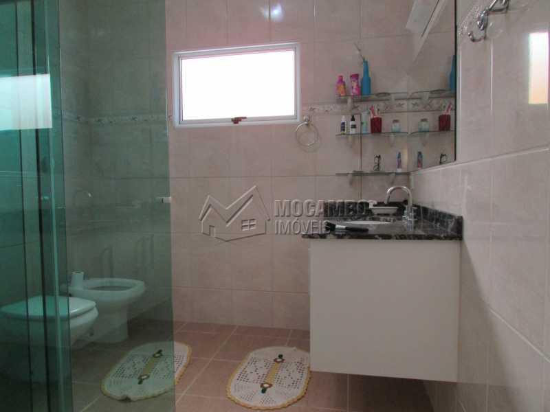 Banheiro Suíte - Casa em Condomínio 3 quartos à venda Itatiba,SP - R$ 960.000 - FCCN30292 - 12
