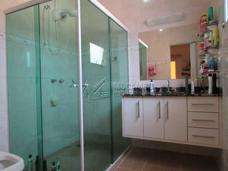 Banheiro Suíte - Casa em Condomínio 3 quartos à venda Itatiba,SP - R$ 960.000 - FCCN30292 - 8