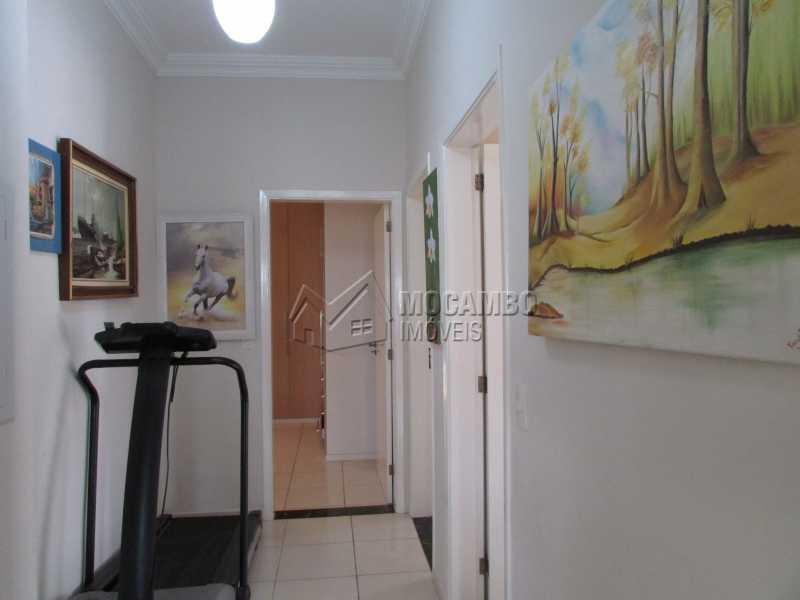Corredor - Casa em Condomínio 3 quartos à venda Itatiba,SP - R$ 960.000 - FCCN30292 - 16