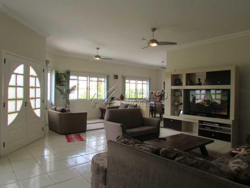 Sala de Tv - Casa em Condomínio 3 quartos à venda Itatiba,SP - R$ 960.000 - FCCN30292 - 4