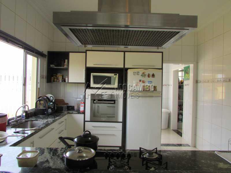 Cozinha - Casa em Condomínio 3 quartos à venda Itatiba,SP - R$ 960.000 - FCCN30292 - 18