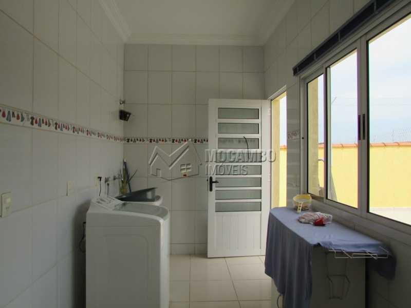 Área de Serviço - Casa em Condomínio 3 quartos à venda Itatiba,SP - R$ 960.000 - FCCN30292 - 20