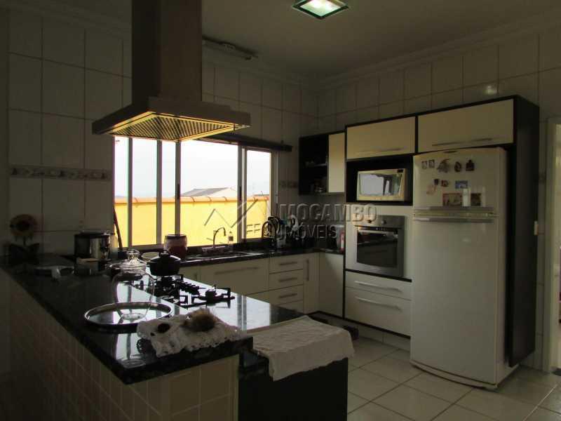 Cozinha - Casa em Condomínio 3 quartos à venda Itatiba,SP - R$ 960.000 - FCCN30292 - 19
