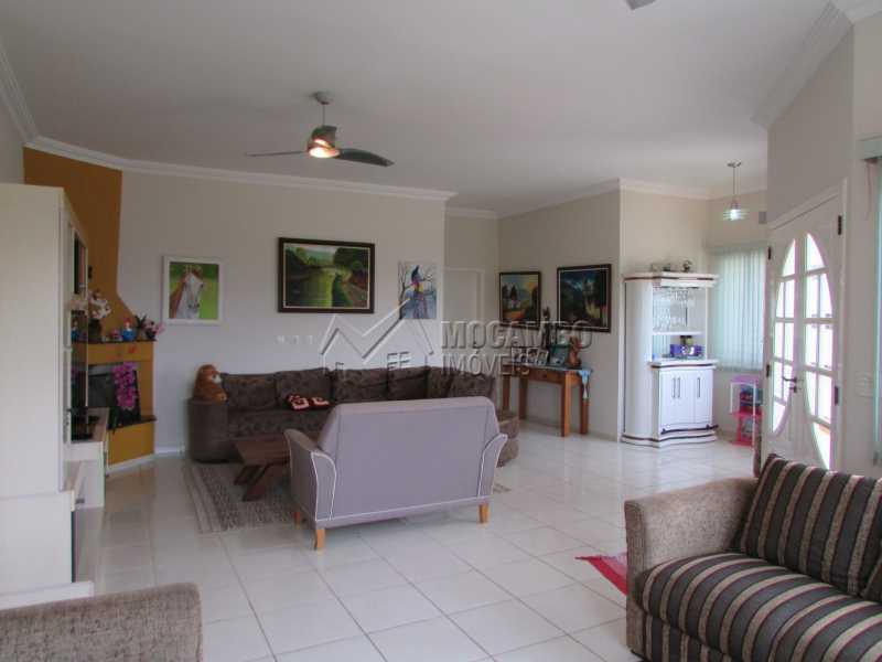 Sala de Estar - Casa em Condomínio 3 quartos à venda Itatiba,SP - R$ 960.000 - FCCN30292 - 3