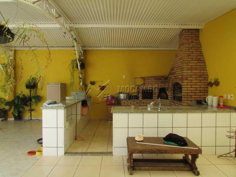 Área Gourmet - Casa em Condomínio 3 quartos à venda Itatiba,SP - R$ 960.000 - FCCN30292 - 22