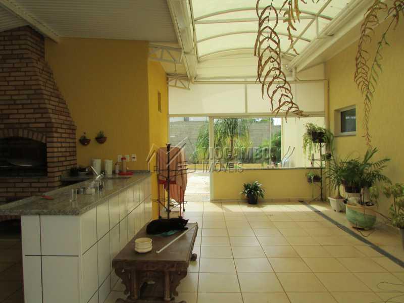Quintal - Casa em Condomínio 3 quartos à venda Itatiba,SP - R$ 960.000 - FCCN30292 - 24