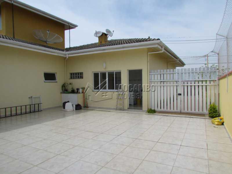 Quintal - Casa em Condomínio 3 quartos à venda Itatiba,SP - R$ 960.000 - FCCN30292 - 21