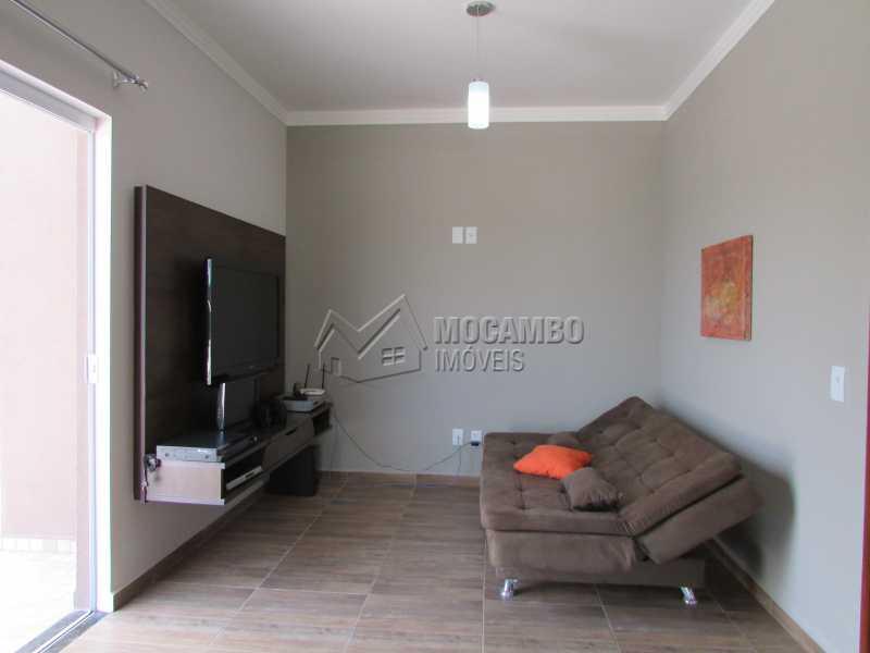 Sala de Tv - Casa em Condomínio 3 quartos à venda Itatiba,SP - R$ 960.000 - FCCN30294 - 3