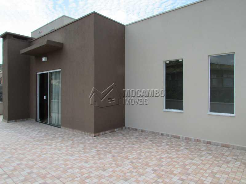 Varanda - Casa em Condomínio 3 quartos à venda Itatiba,SP - R$ 960.000 - FCCN30294 - 5